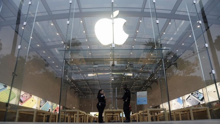 """Новата сграда на """"Епъл"""" ще струва 5 млрд. долара"""
