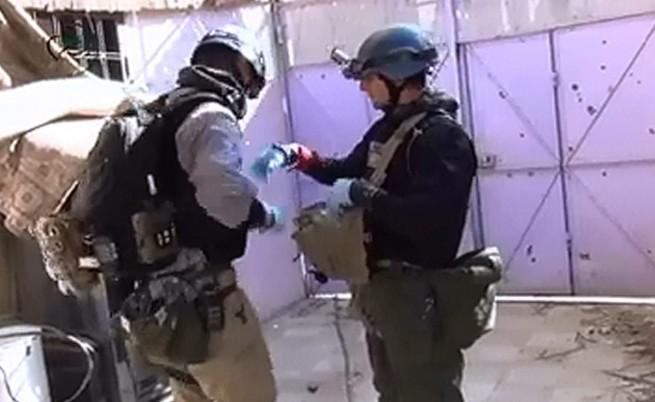 Сирия е унищожила оборудването за производство на химически оръжия
