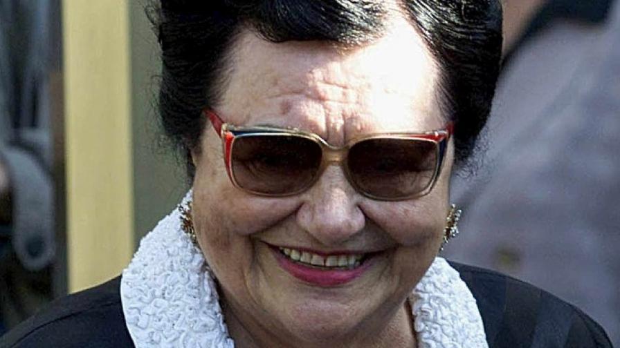 Ордени на Йованка Броз откраднати след погребението й