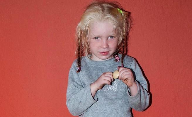 Малката Мария не била сред издирваните от Интерпол деца