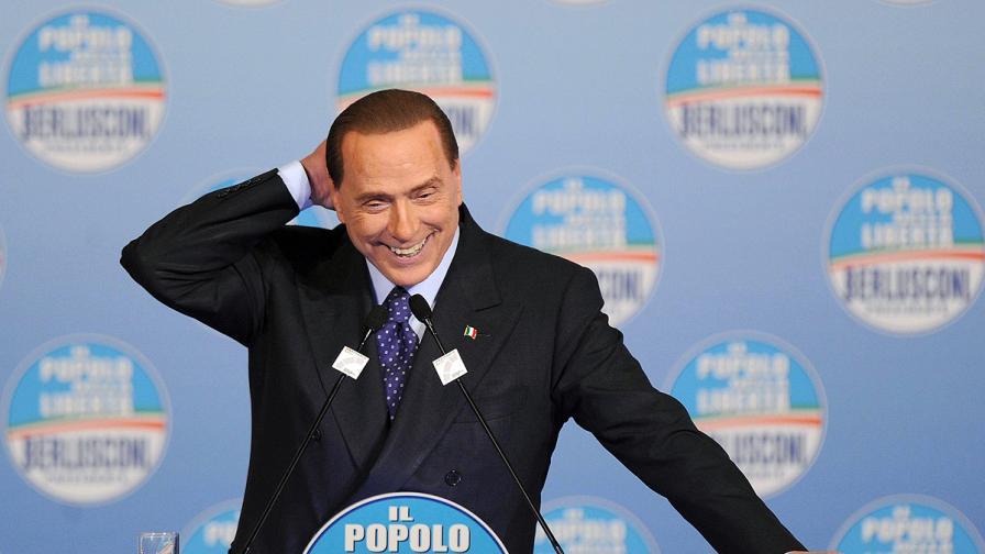 Ново дело срещу Силвио Берлускони - за корупция на сенатор