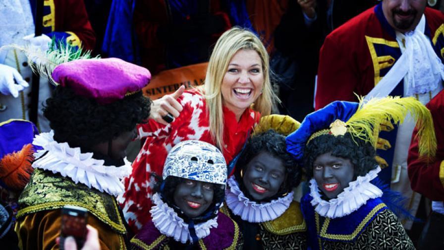 """Холандците държат Черен Петър, нищо, че бил """"символ на расизма"""""""