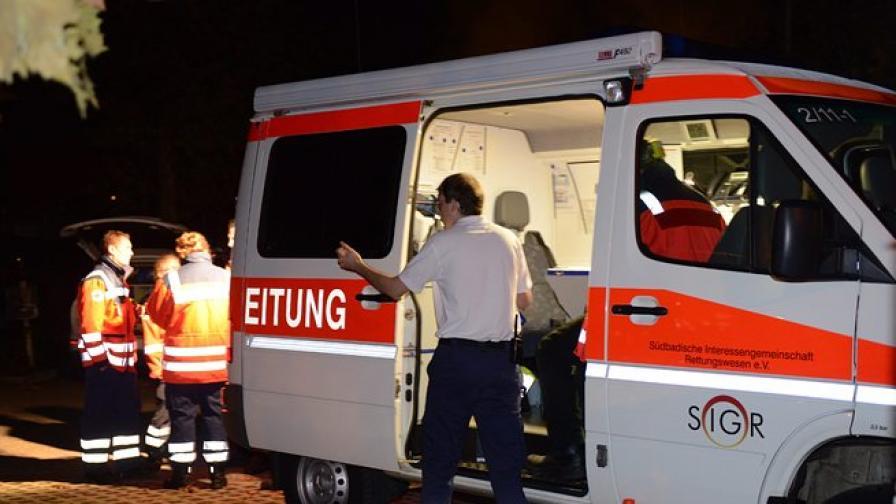 Разрешена е заложническата драма във Фрайбург