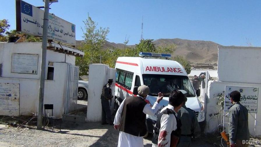 Бомба уби 18 сватбари в Афганистан