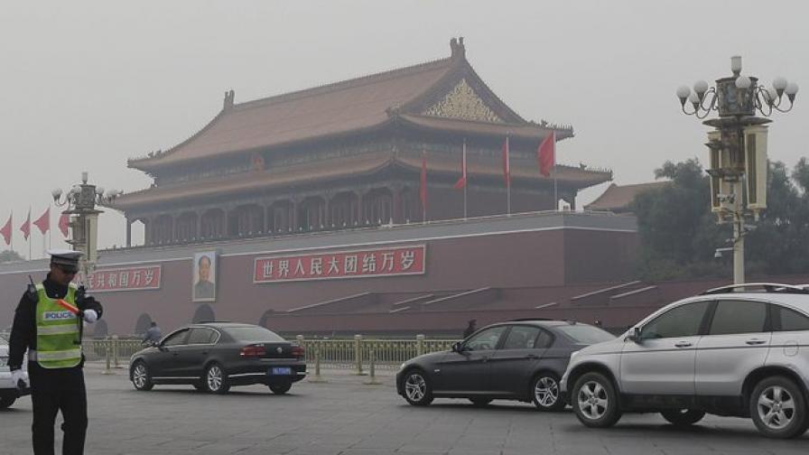 5 жертви и 38 ранени на площад Тянанмън в Пекин