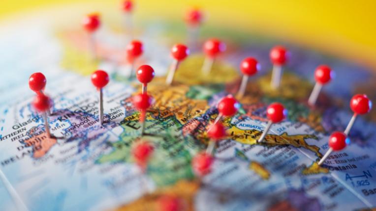 Пътуване почивка карта паспорт