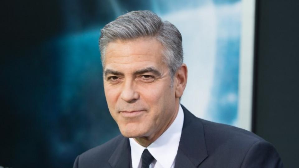 Новата жена в живота на Джордж Клуни