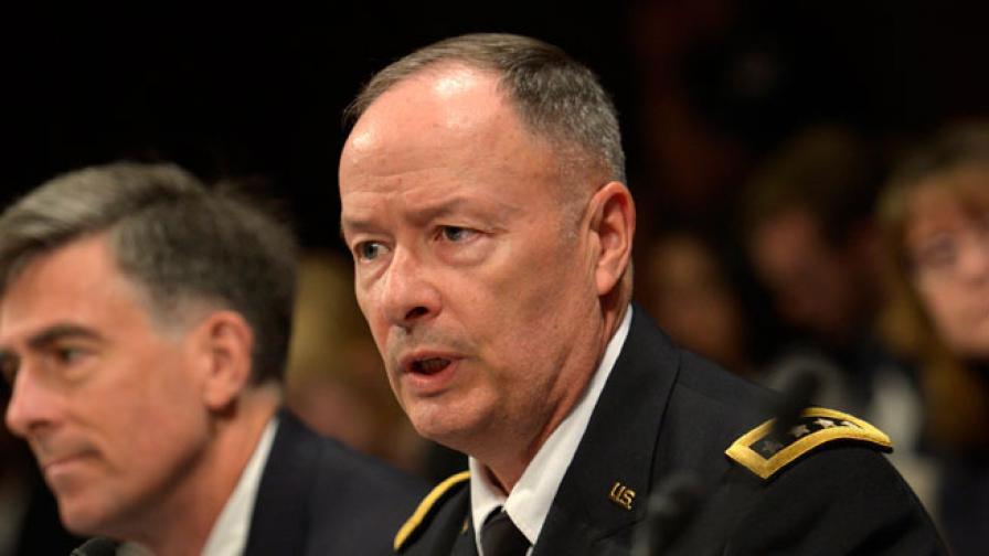Директорът на американската Агенция за национална сигурност Кийт Алекзандър