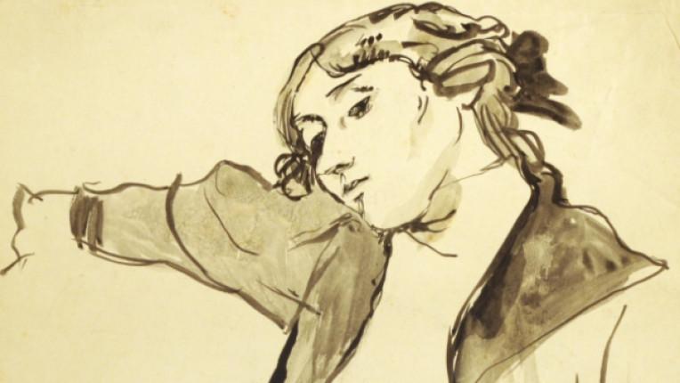 изложби Жул Паскин Франциско Гоя война творец картини