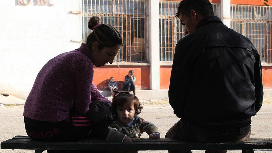 Две деца с хепатит в бежанския център в Елхово