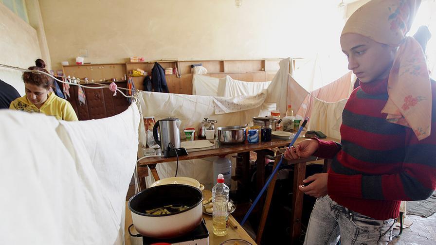 90% от сирийските бежанци у нас са  кюрди, които искат да емигрират в Германия