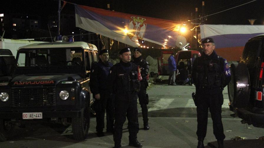 Сърбия иска анулиране на местните избори в Северно Косово