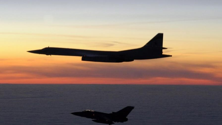 Руски стратегически бомбардировачи стреснали Колумбия