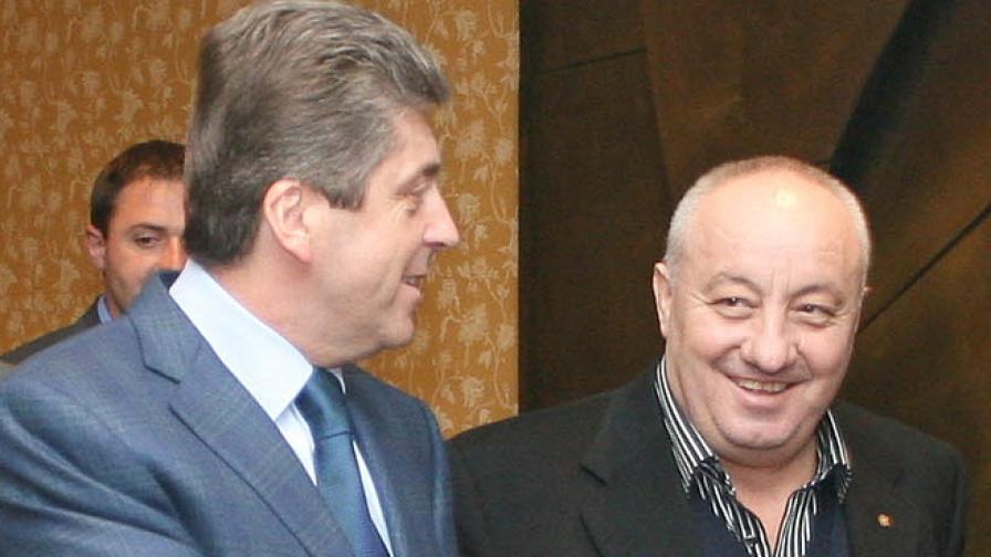 Георги Гергов закри Нова българска телевизия