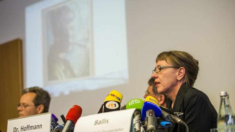 Преконференцията, на която властите разказаха за откритието си
