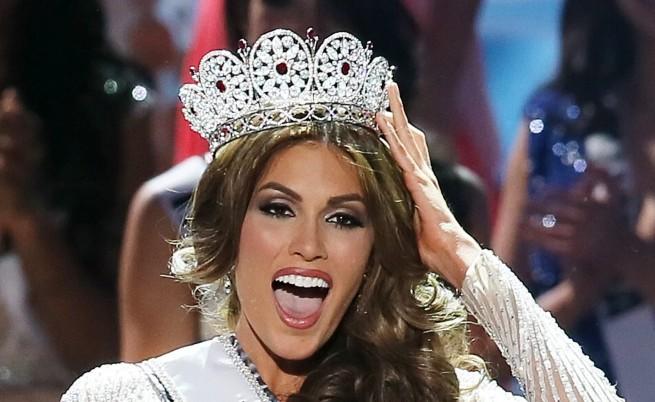 Венецуелка стана Мис Вселена 2013