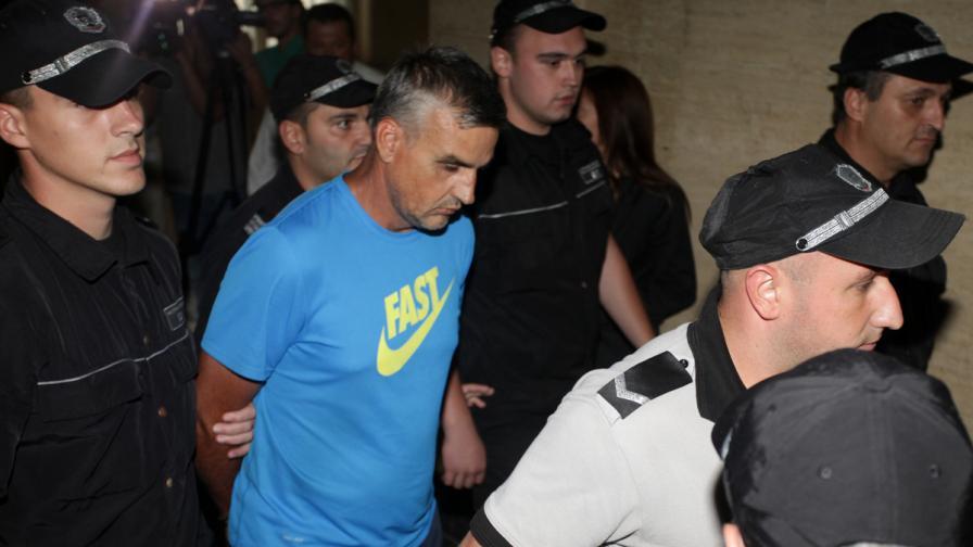 Румънецът, предизвикал катастрофа край гара Яна, излиза от ареста