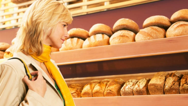 хляб пълнозърнест брашно калории антиоксиданти диета фибри