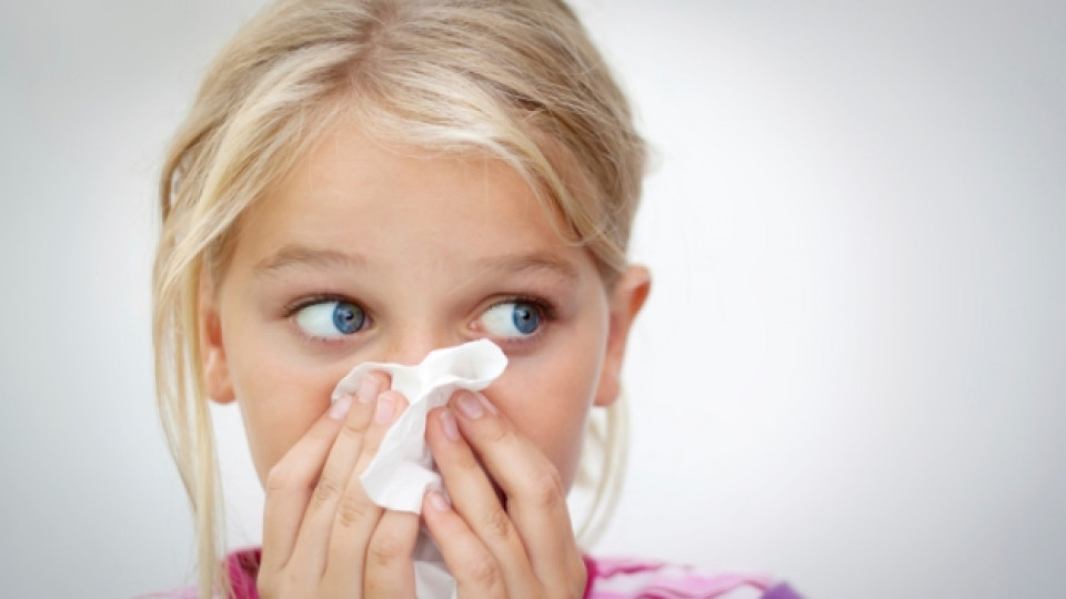 Лечение на детската хрема без капки за нос