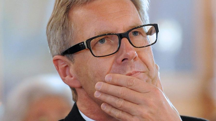 Започна делото срещу бившия германски президент