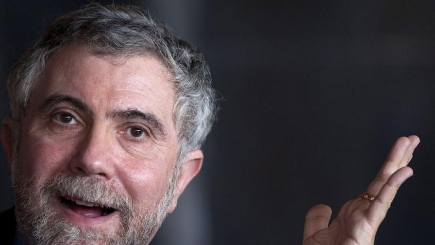 Кругман: БГ може да си позволи по-голям бюджетен дефицит