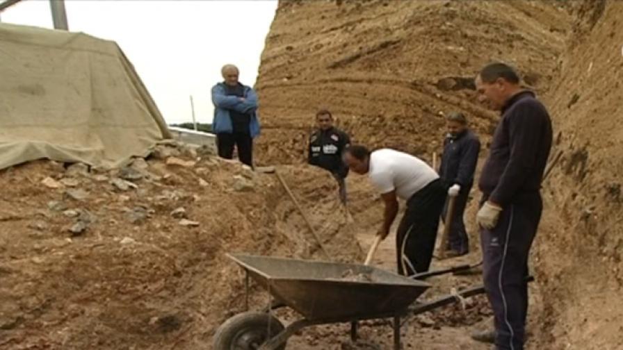 "Над 100 археологически обекта под ""Южен поток"""