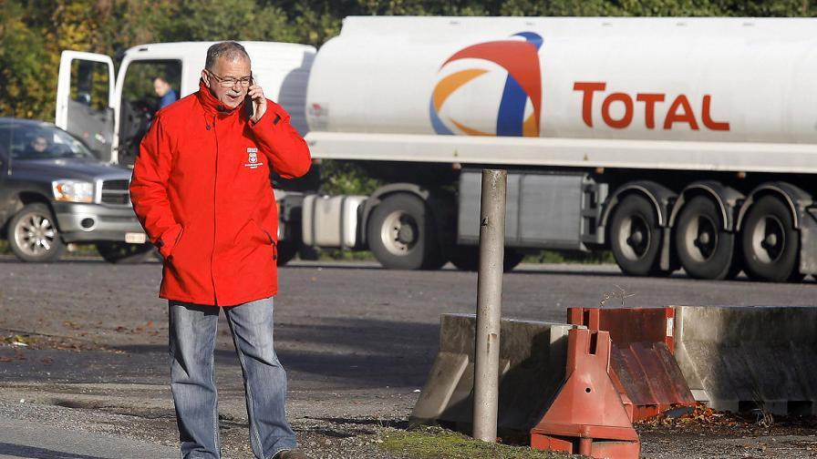 """Взрив в рафинерия на """"Тотал"""" в Белгия взе две жертви"""