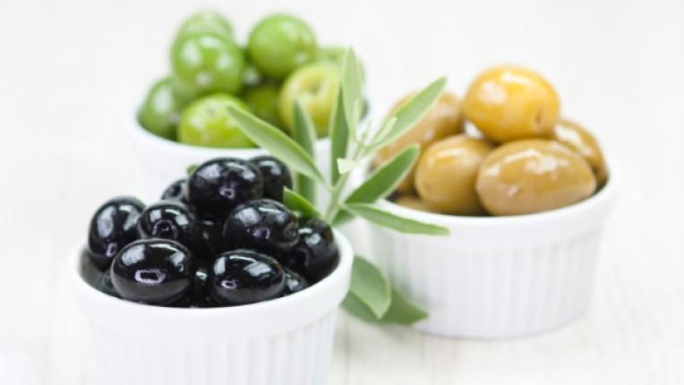 съхранение маслини обезсоляване марината босилек ябълков оцет зехтин