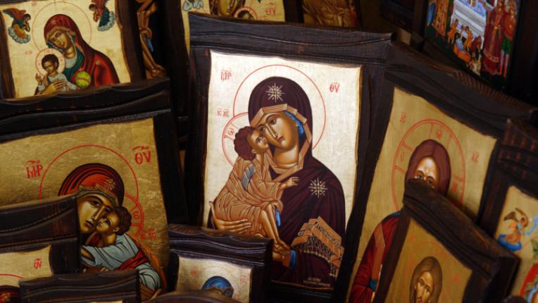 вяра църква икона икони