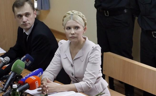 Тимошенко прекрати 12-дневната си гладна стачка