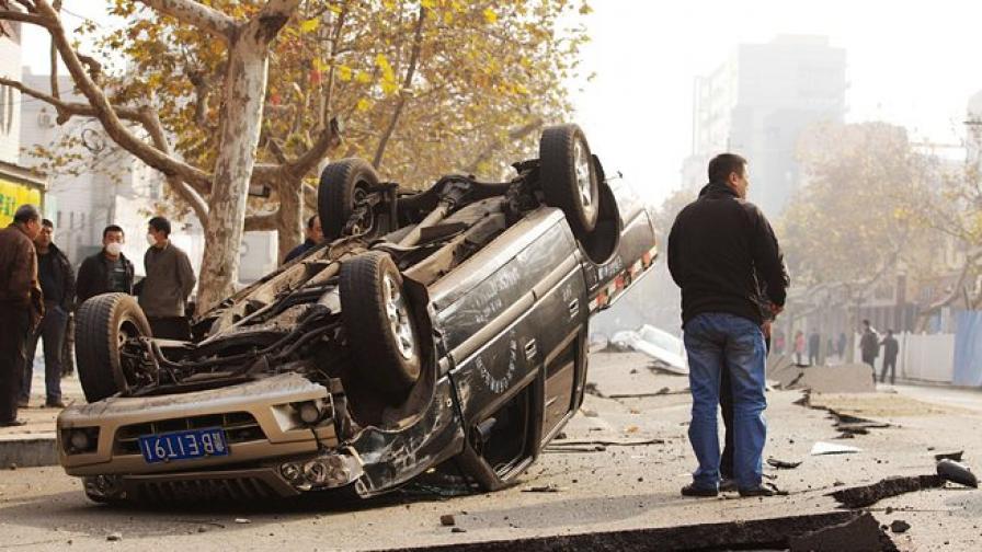 При експлозията в Китай са загинали най-малко 22 души