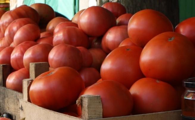 Опасни домати с бром са открити в Пловдив