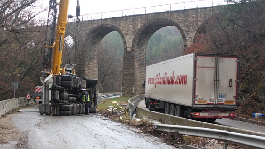 Три катастрофи в Стара Загора, няма жертви