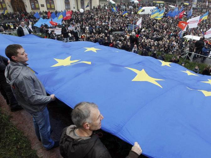 киев протести