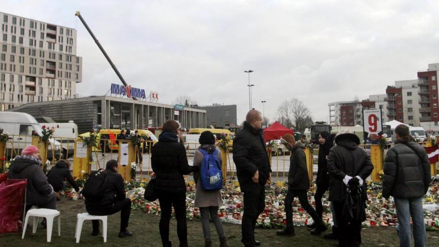 Трагедията в Рига - заради груби грешки в изчисленията