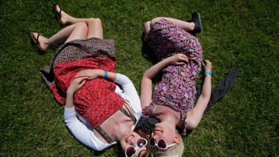 Слънцето благоприятства синтезирането на витамин D в организма