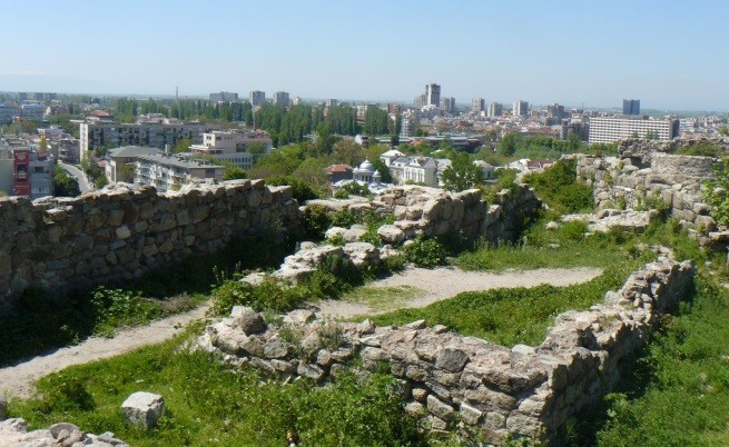 Небет тепе - едно от предложените емблематични за Пловдив места