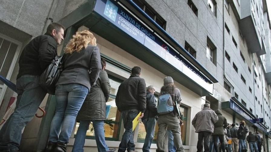За първи път спад на безработицата в Испания през ноември