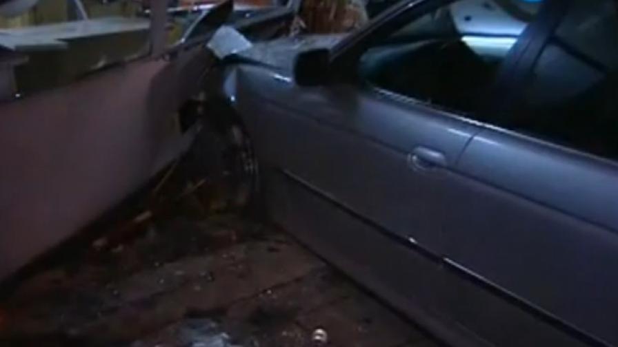 БМВ рани двама в София