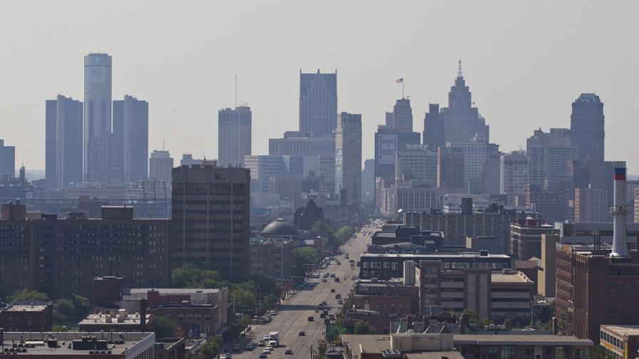 Колекция от скъпи картини няма да спаси Детройт