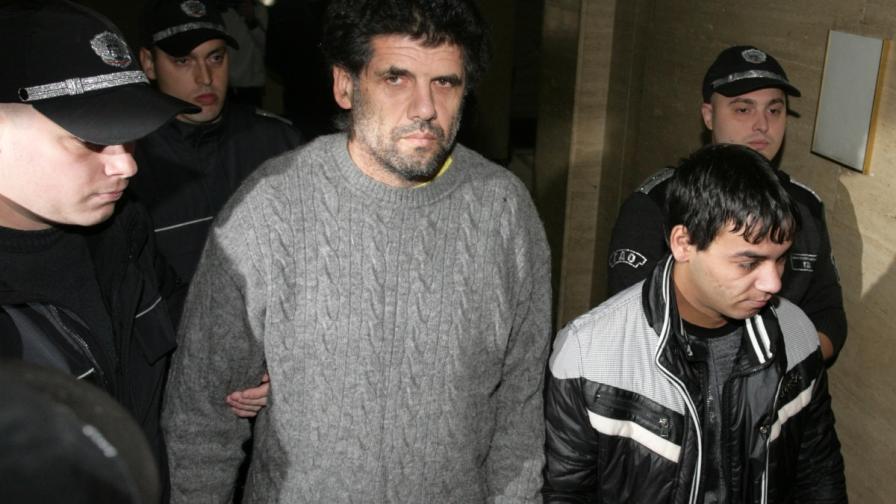 Емил Милев - Крокодила излиза от ареста срещу подписка