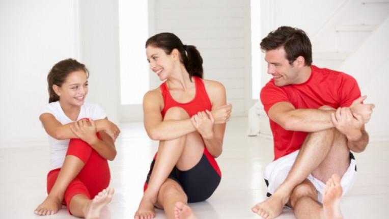 физическа форма здраве спорт гимнастика тяло показатели тонус