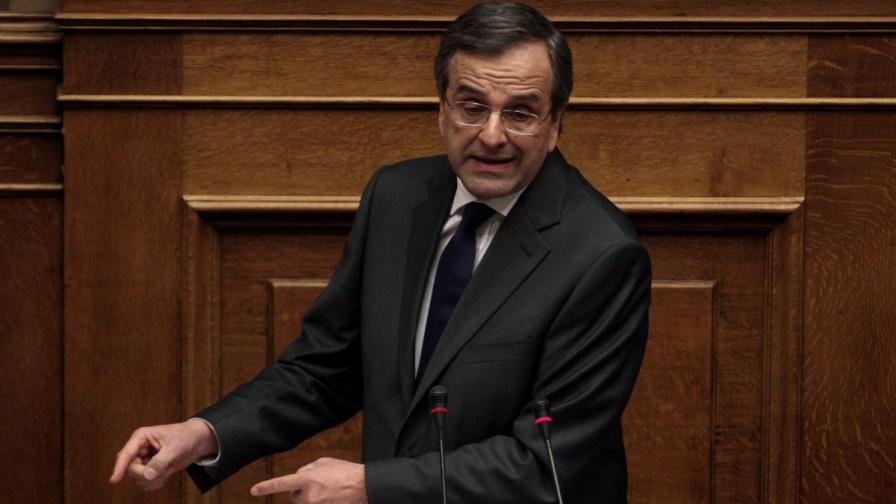 Гръцкият премиер: Новият бюджет е революция