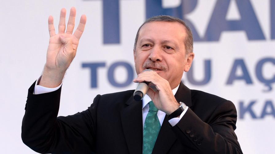 Ердоган пак събуди призрака на Османската империя