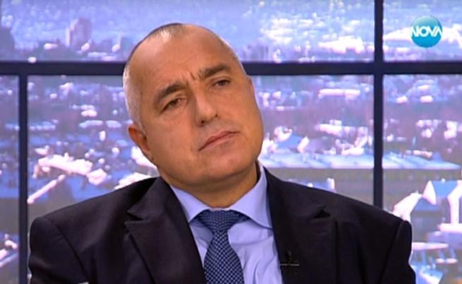 Борисов: Няма да се разделя с Цветанов