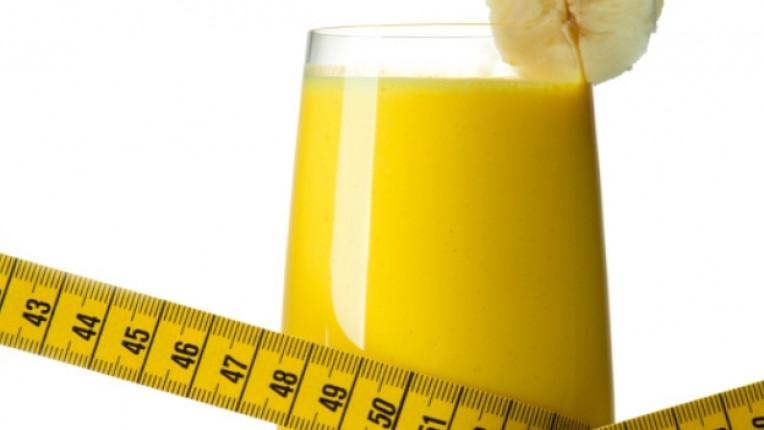 напитка шейк отслабване токсини имунитет цитрус манго блендер