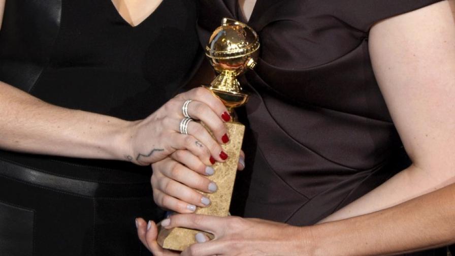 """Трима актьори с рядък шанс за двоен успех на наградите """"Златен глобус"""""""