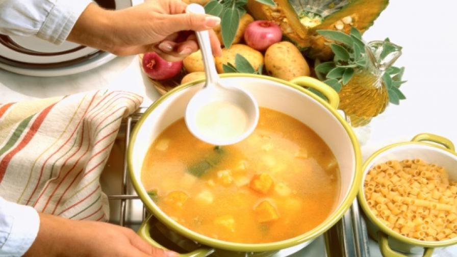 3 рецепти за гъста питателна зимна супа