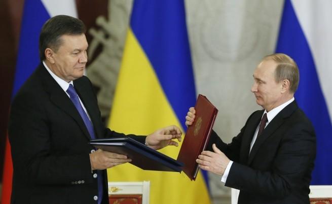 Украйна ще търси международна помощ за разследването на Янукович