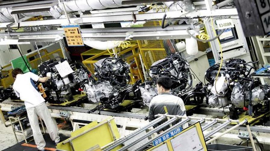 Дженерал Мотърс съкращава дейности в Южна Корея